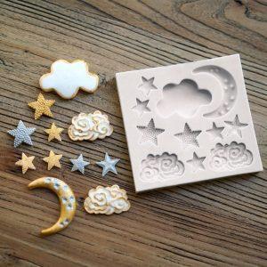 مولد ابر ماه و ستاره