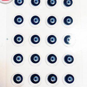 طلق چاپ شکلات چشم نظر