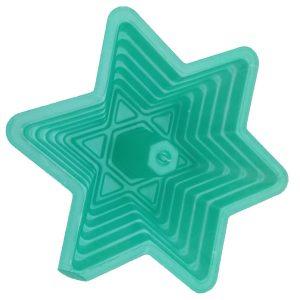قالب ژله طرح ستاره