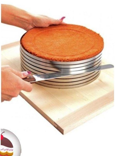 رینگ اسلایس کیک