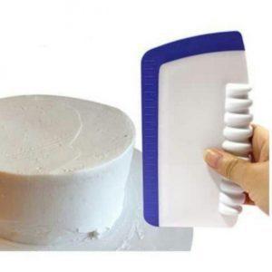 کاردک مندرج پلاستیکی لبه سیلیکونی