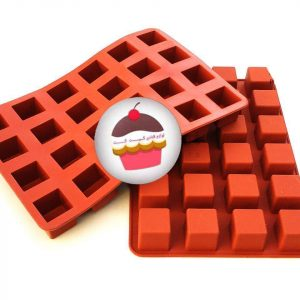 قالب دسری مکعب مربع ۳سانت