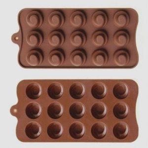 قالب شکلات خارجی پیچ