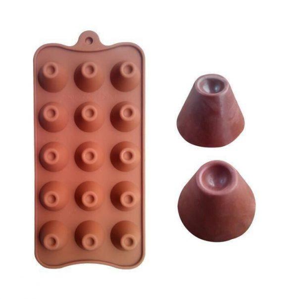 قالب شکلات