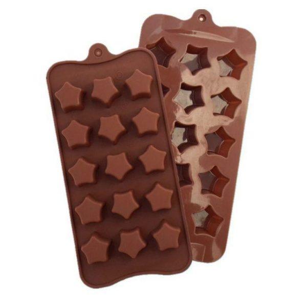 قالب شکلات خارجی ستاره